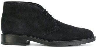 Tod's Lace-Up Desert Boots