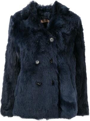 No.21 Double Breasted Boxy Coat
