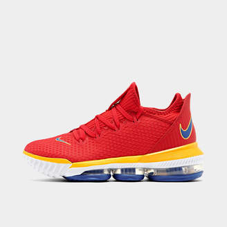 Nike Men's LeBron 16 Low Basketball Shoes