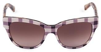 Kate Spade Aisha Cat Sunglasses