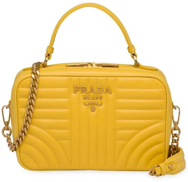 a4df13db2 Prada Yellow Handbags - ShopStyle