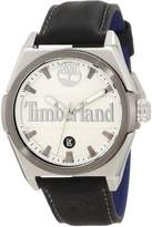 Timberland Men's 13329JSTU_01 Back Bay Analog 3 Hands Date Watch