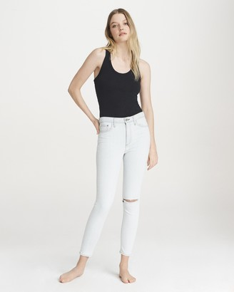 Rag & Bone Nina high-rise skinny - lake district
