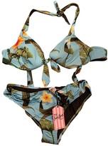 MC2 Saint Barth Multicolour Cotton - elasthane Swimwear for Women