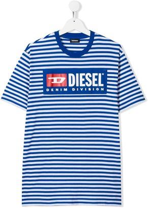 Diesel TEEN Denim Division T-shirt