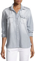 Current/Elliott The Perfect Shirt, Hickory Dee