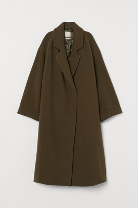 H&M Knee-length Wool-blend Coat