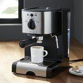 Crate & Barrel Capresso ® EC100 Pump Espresso and Cappuccino Machine