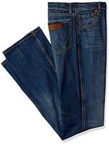 Wrangler Men's Big and Tall Retro Relaxed-Fit Bootcut Jackson Hole Jean