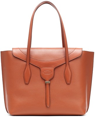 Tod's Joy Small leather tote