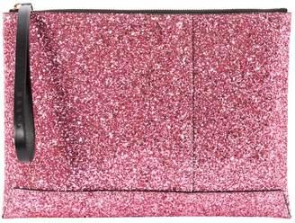Marni Pink Glitter Clutch bags