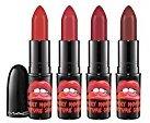 M·A·C MAC Rocky Horror Picture Show Lipsticks Lot of 4: Frank-N-Furter, Oblivion, Strange Journey, Sin