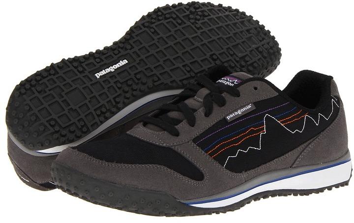 Patagonia Fitz Sneak (Tobacco/Espresso) - Footwear