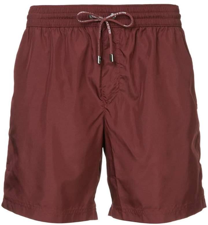 Dolce & Gabbana drawstring swim-shorts