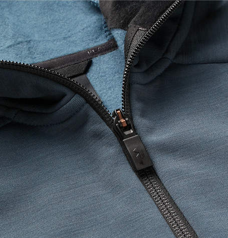 Peak Performance Helo Hooded Mid-Layer Zip-Up Hoodie