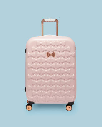 Ted Baker BEALISA Bow detail medium suitcase