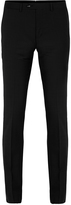 Oxford Auden Suit Trousers Black X