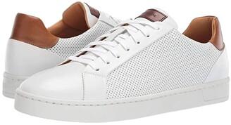 Magnanni Basilio Lo (White) Men's Shoes