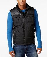 Sean John Men's Colorblocked Vest