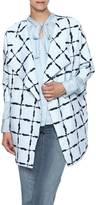 J.o.a. Loose Striped Jacket
