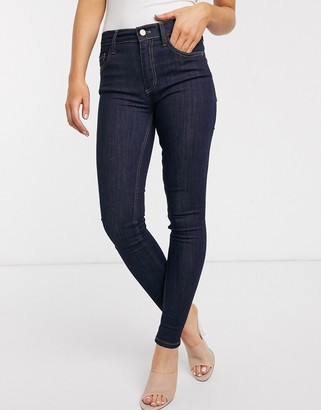 French Connection Jeans in rinse blue