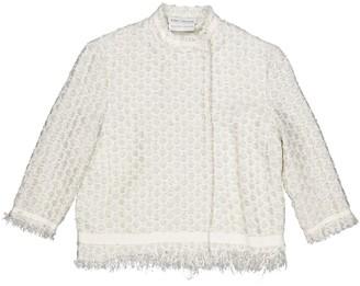 Behnaz Sarafpour White Polyester Jackets