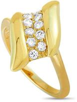 Heritage Tiffany & Co. Tiffany & Co. 18K 0.25 Ct. Tw. Diamond Ring