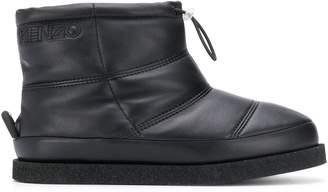 Kenzo Kusco padded boots