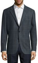 Hickey Freeman Milburn II Checkered Jacket