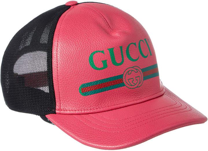 2a54323b1d790 Gucci Logo Hat - ShopStyle