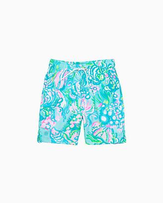 Lilly Pulitzer Boys Junior Capri Swim Trunks