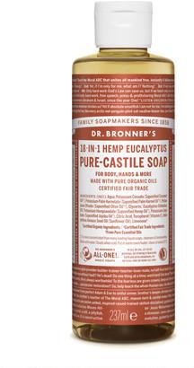 Dr. Bronner's Organic Eucalyptus Castile Liquid Soap 237Ml