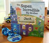 Pottery Barn Kids The Super, Incredible Big Brother