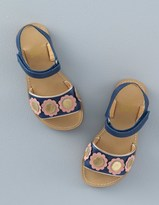 Boden Leather Holiday Sandals