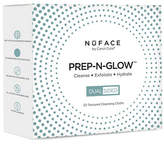 Nuface Prep-N-Glow Cleanse and Exfoliation Cloths