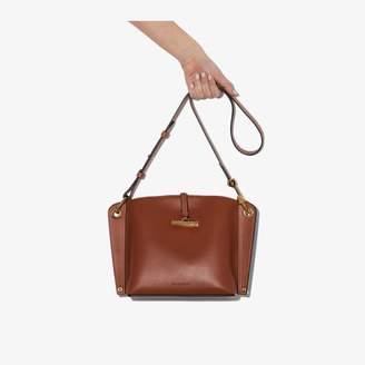J.W.Anderson brown hoist leather shoulder bag