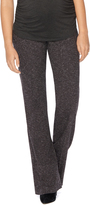Motherhood Secret Fit Belly Tweed Fit And Flare Maternity Pants