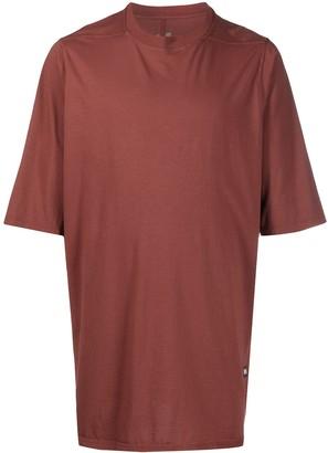 Rick Owens oversized cotton T-shirt