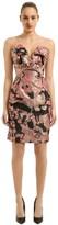 Vivienne Westwood Wilma Jacquard Cocktail Dress