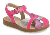 Stride Rite Toddler Girl's Summer Time Sandal