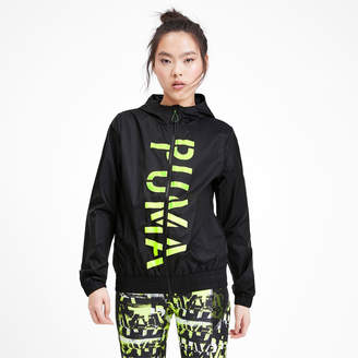 Be Bold Women's Graphic Woven Jacket
