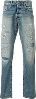 Polo Ralph Lauren distressed slim-fit jeans