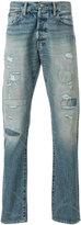 Polo Ralph Lauren distressed slim-fit jeans