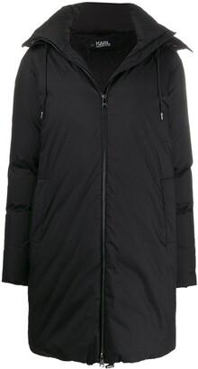 Karl Lagerfeld Paris x Carine puffer coat