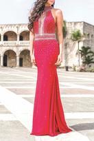 Jovani Stunning Jersey Gown
