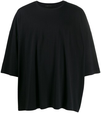 Haider Ackermann loose-fit plain T-shirt