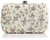 From St Xavier Talon Beaded Clutch