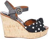 Dolce & Gabbana Keira Wedge Sandals