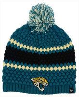 '47 Women's Jacksonville Jaguars Leslie Pom Knit