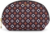 Henri Bendel West 57th Foulard Print Dome Cosmetic Case